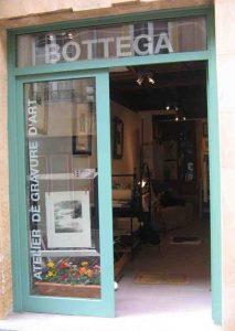 Des nouvelles de la Bottega
