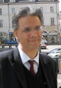 Vincent Bourguet, ancien maire de Redon