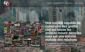 Nouveau site internet pour l'ÉdeC en France
