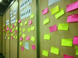 Session des Semaines Sociales de France