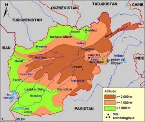 En Afghanistan...
