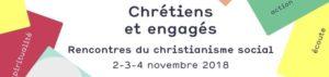 Une nouvelle session des Semaines Sociales de France