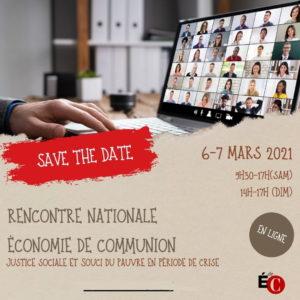 Rencontre nationale de l'Économie de Communion