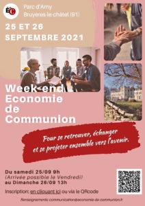 Un week-end ÉdeC pour redémarrer l'année ensemble