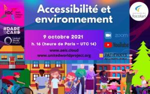 Accessibilité et environnement, la suite
